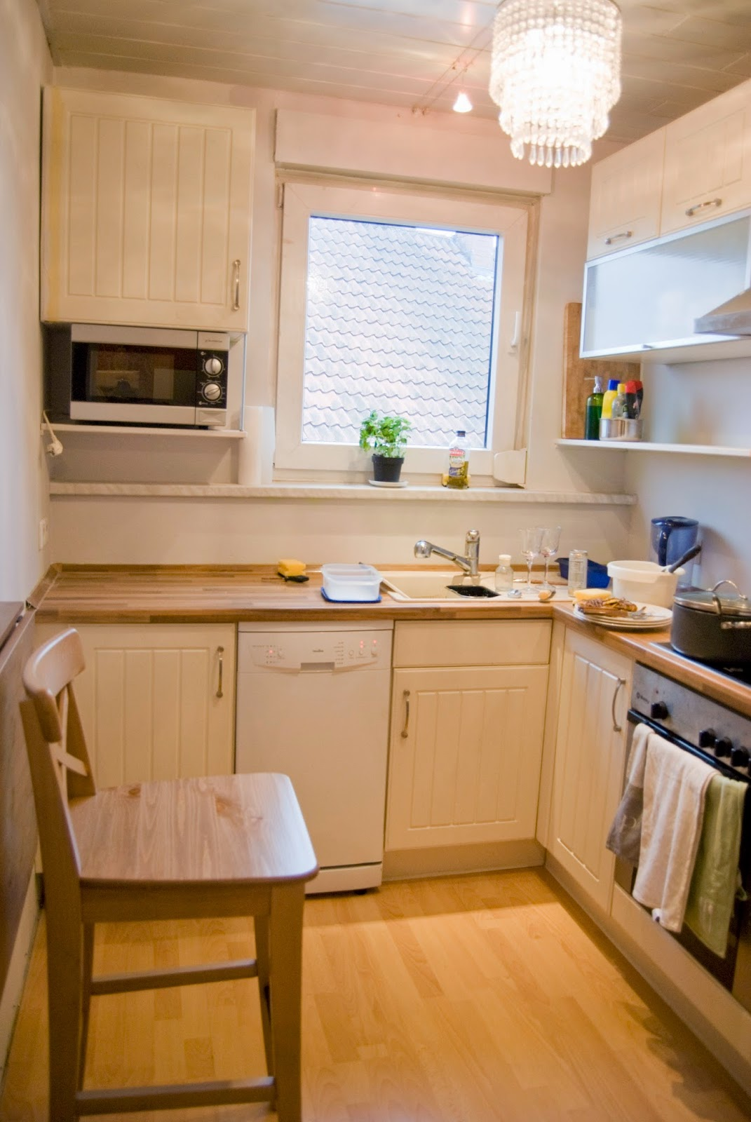 Image Result For Kitchen Wall Colors With White Cabinets