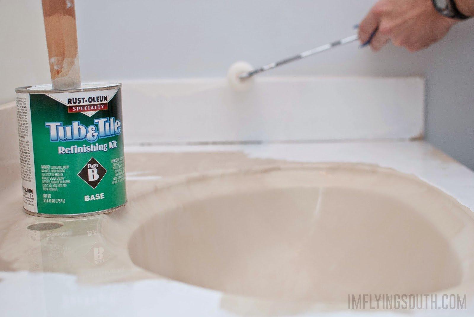 Rustoleum Bathtub Refinishing Ideas