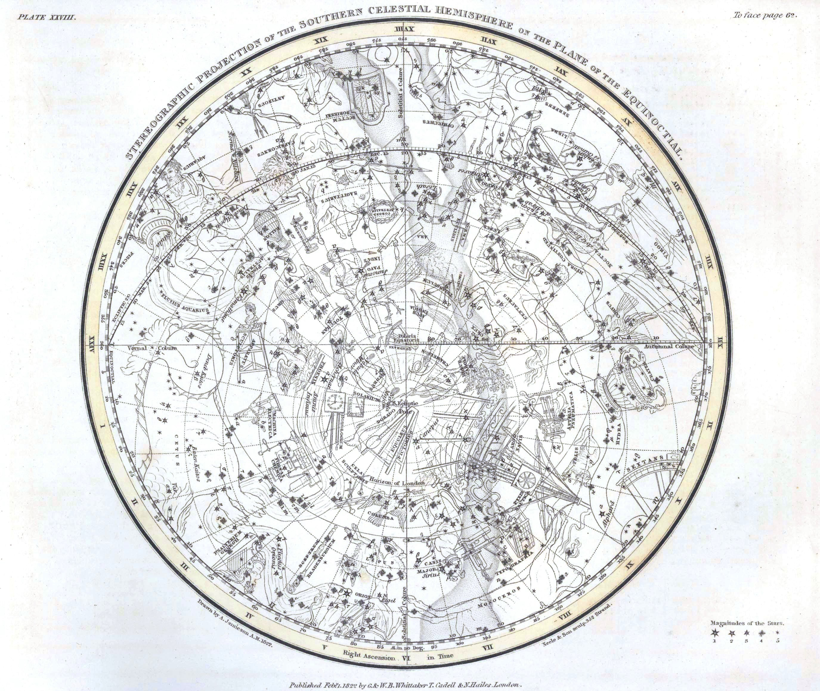 printable astronomy charts - photo #3
