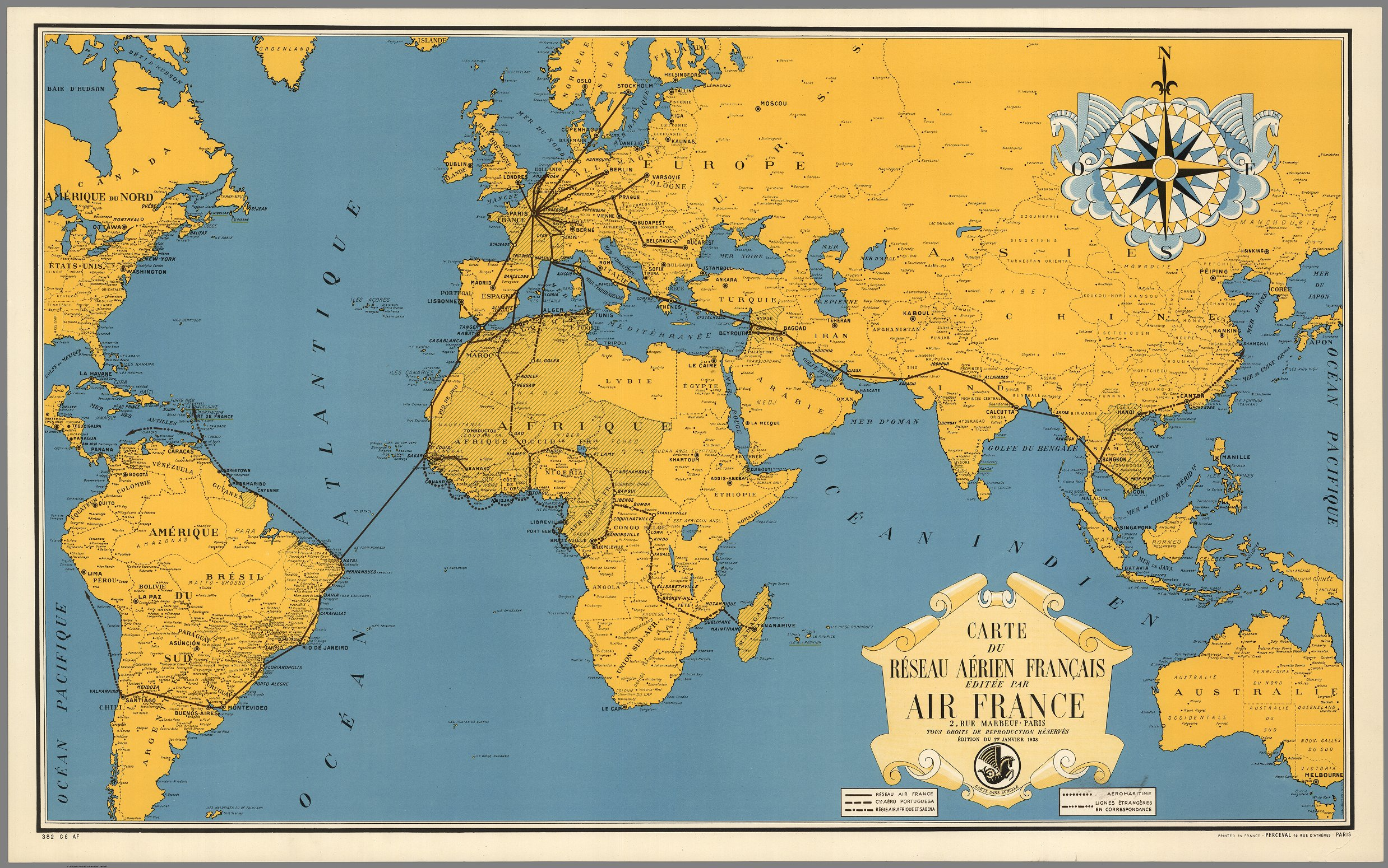 Remodelaholic Free Vintage Map Printable Images - Map of egypt hd