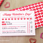 Elegance and Enchantment Valentine's Day Printables