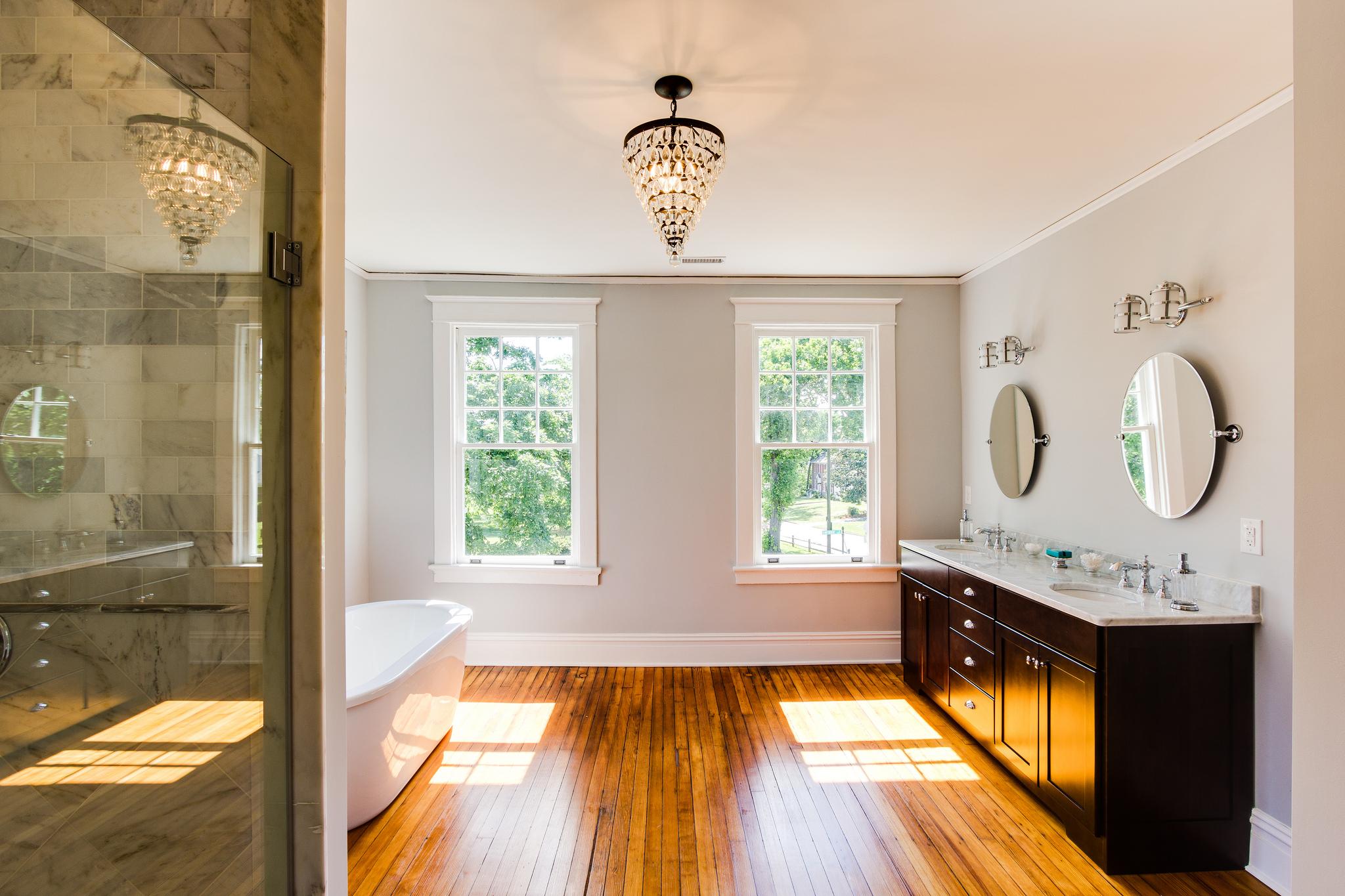 Spacious Bathroom Suite Inspiration From Cobblestone Development Group