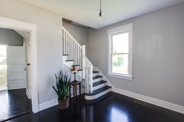 Remodelaholic Renovating For An Inviting Entryway