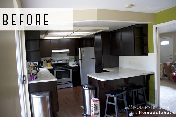 Great Kitchen Remodel Before