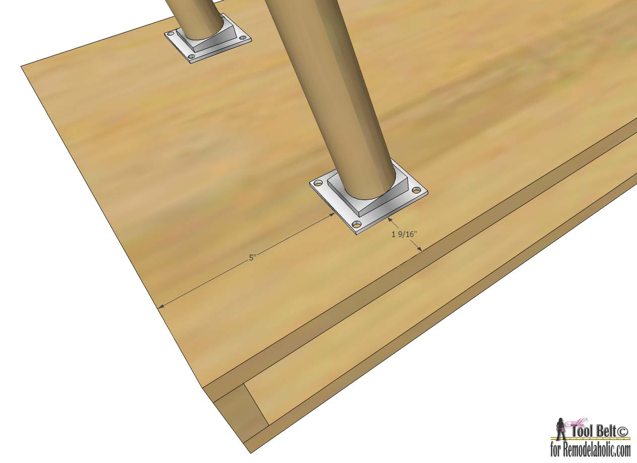16 In Wood Round Taper Table Leg Designs
