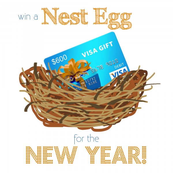 Nest egg for the new year