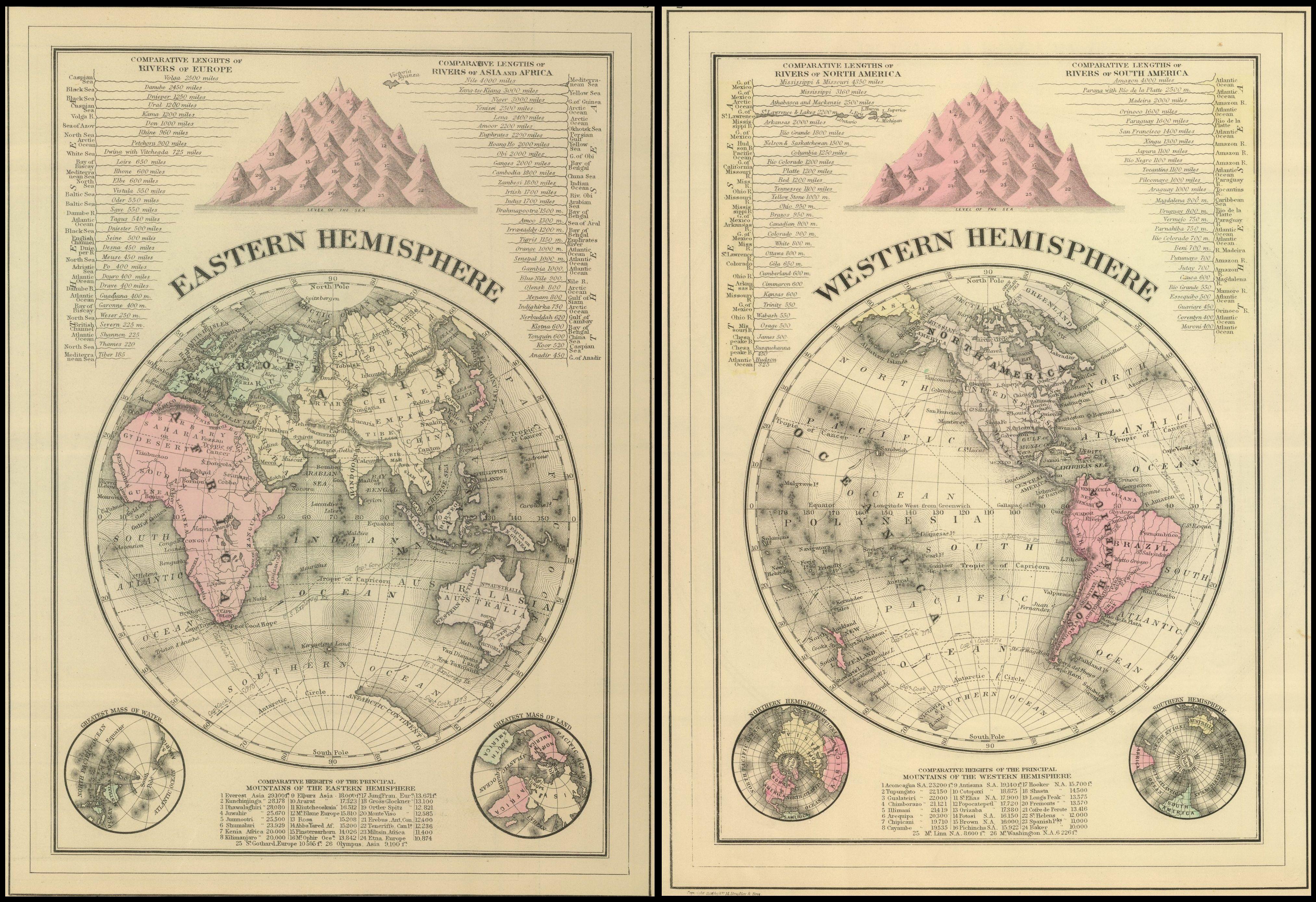 20 free vintage map printable images remodelaholic bloglovin gumiabroncs Image collections