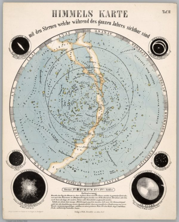 25+ Free Vintage Astronomy Printable Images | Remodelaholic.com #printable #art #astronomy