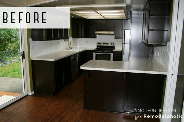 Simple Kitchen Remodel Before
