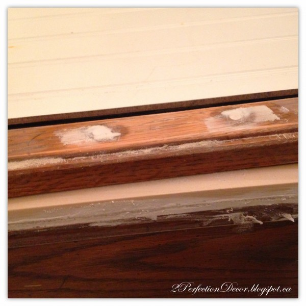 Building a plank top for a kitchen island04 by 2Perfection Decor featured on @Remodelaholic