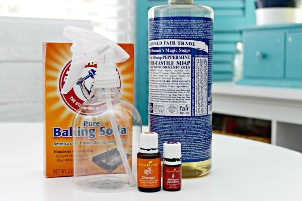 Good DIY Bathroom Cleaner Ingredients