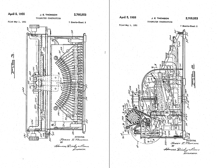 20  free vintage printable blueprints and diagrams