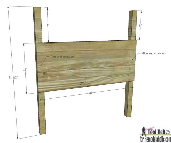 Need a little extra work space for in the garage or out in the yard? Build the perfect portable workbench with these free DIY plans.