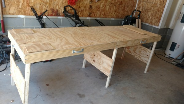 Collapsible Workbench Jonathan Mainguy Featured @Remodelaholic 07
