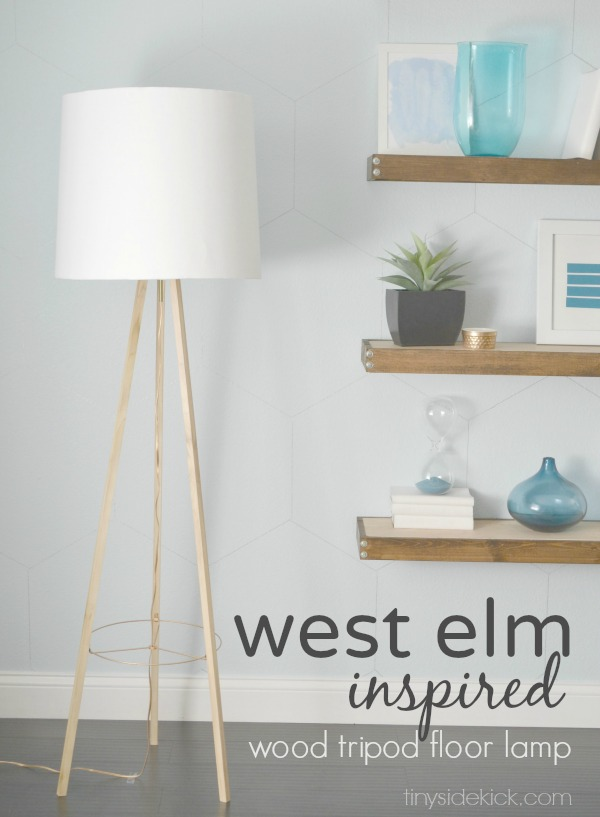 25 table and floor lamp projects remodelaholic bloglovin