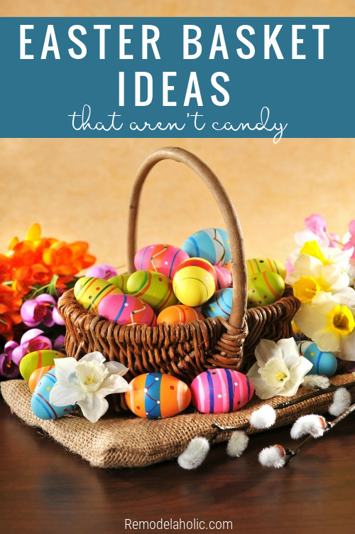 32 Non Candy Easter Basket Ideas From Remodelaholic