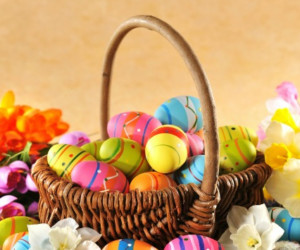 Easter Basket Ideas For Kids That Are Not Candy From Remodelaholic