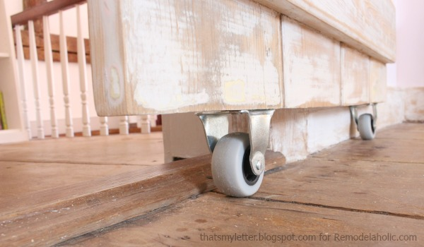 DIY Sliding Barn Door + Inexpensive Hardware