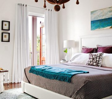 7 Characteristics of Stylish Simple Bedrooms