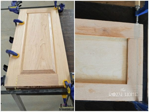 cabinet door building tutorials