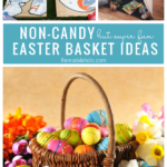 Easter Basket Ideas For Kids That Are Not Candy, From Remodelaholic