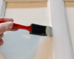 feature how to paint cabinet doors