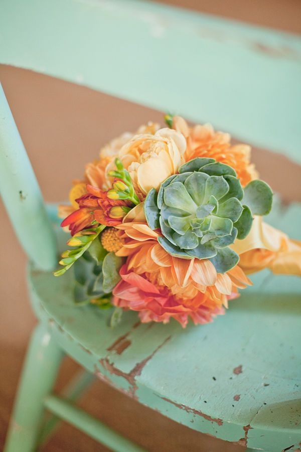 color crush decorating with mint