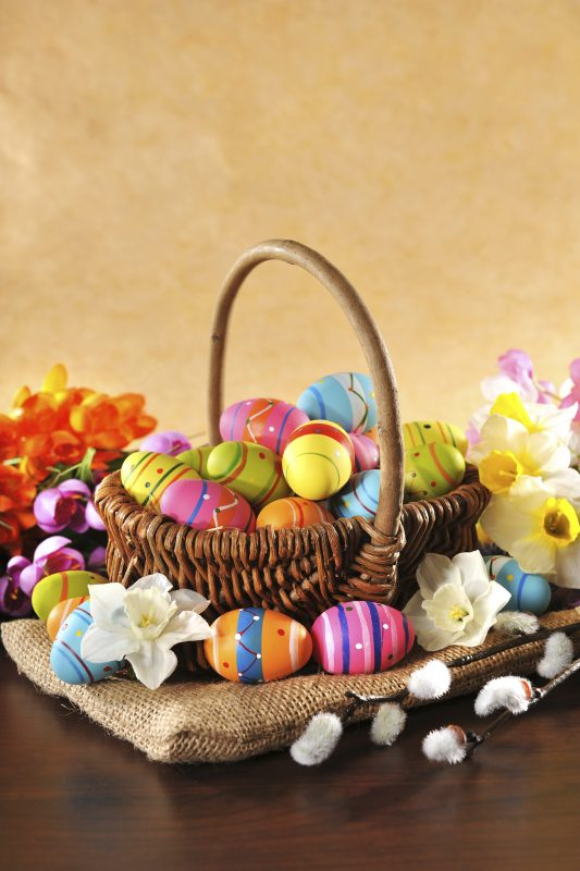Remodelaholic 32 Non Candy Easter Basket Ideas