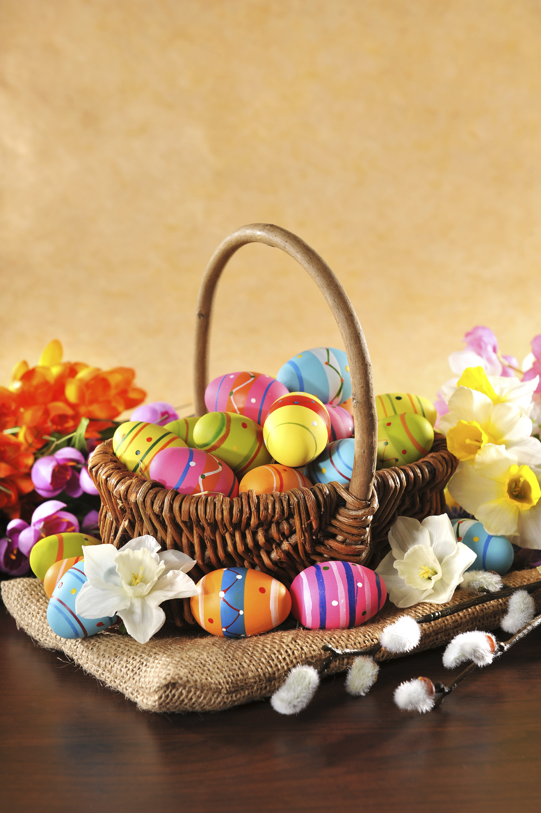 Remodelaholic | 32 Non-Candy Easter Basket Ideas