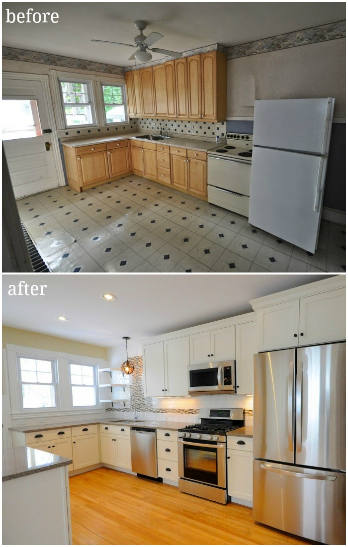kitchen remodel white cabinets pictures remodelaholic creating a traditional kitchen with 8411