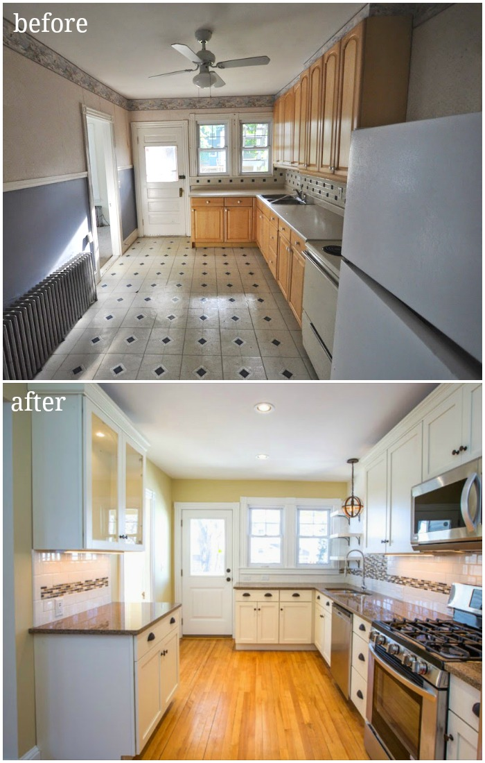 Remodelaholic Creating A Traditional Kitchen With