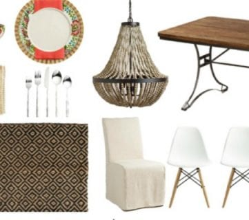 HUGE World Market Room Makeover Giveaway