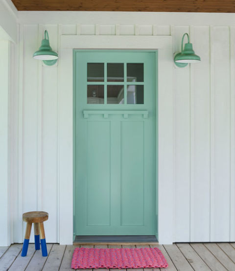 Remodelaholic : 50 Beautiful Doors + Front Door Paint Colors