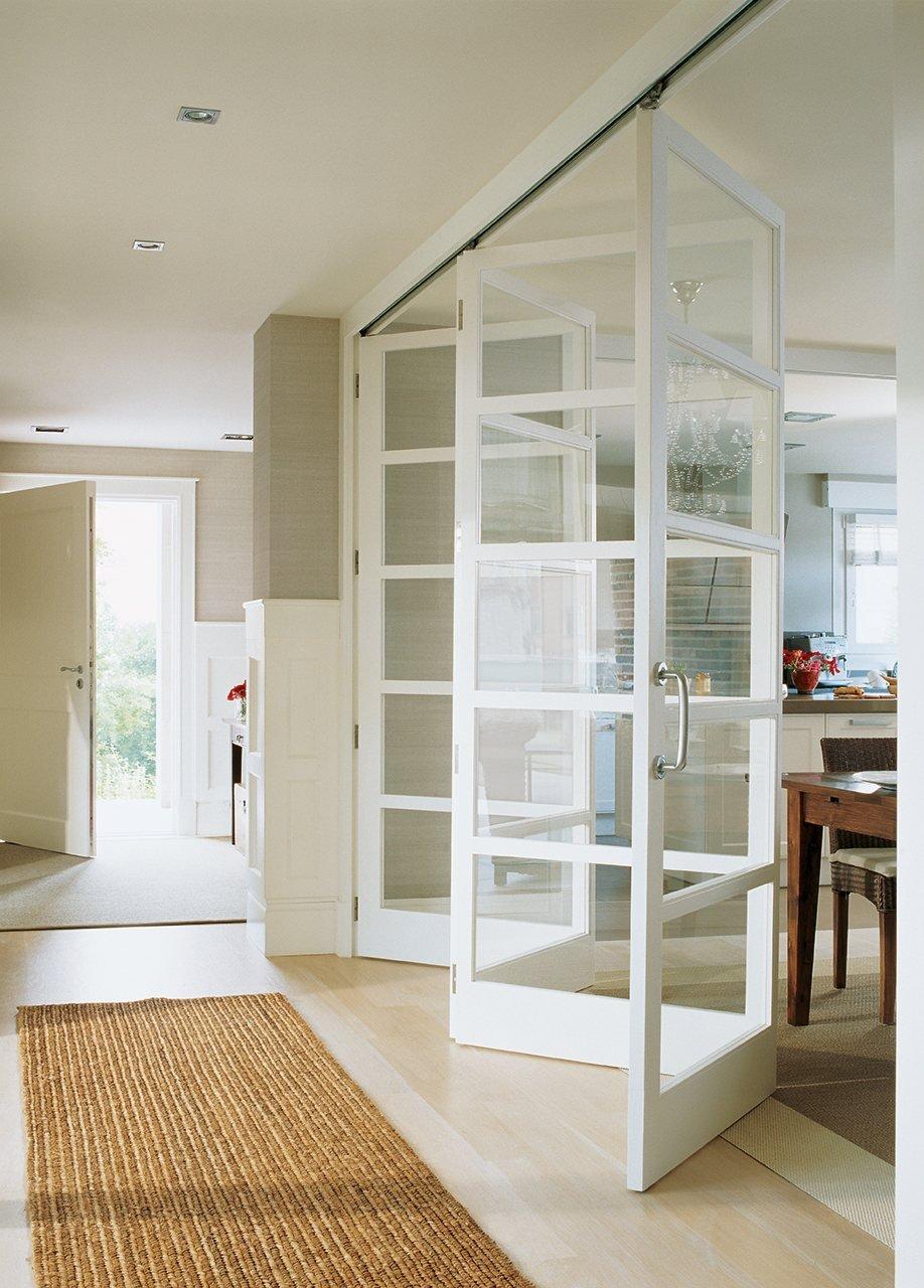 Beautiful Doors Glass Pane Accordion