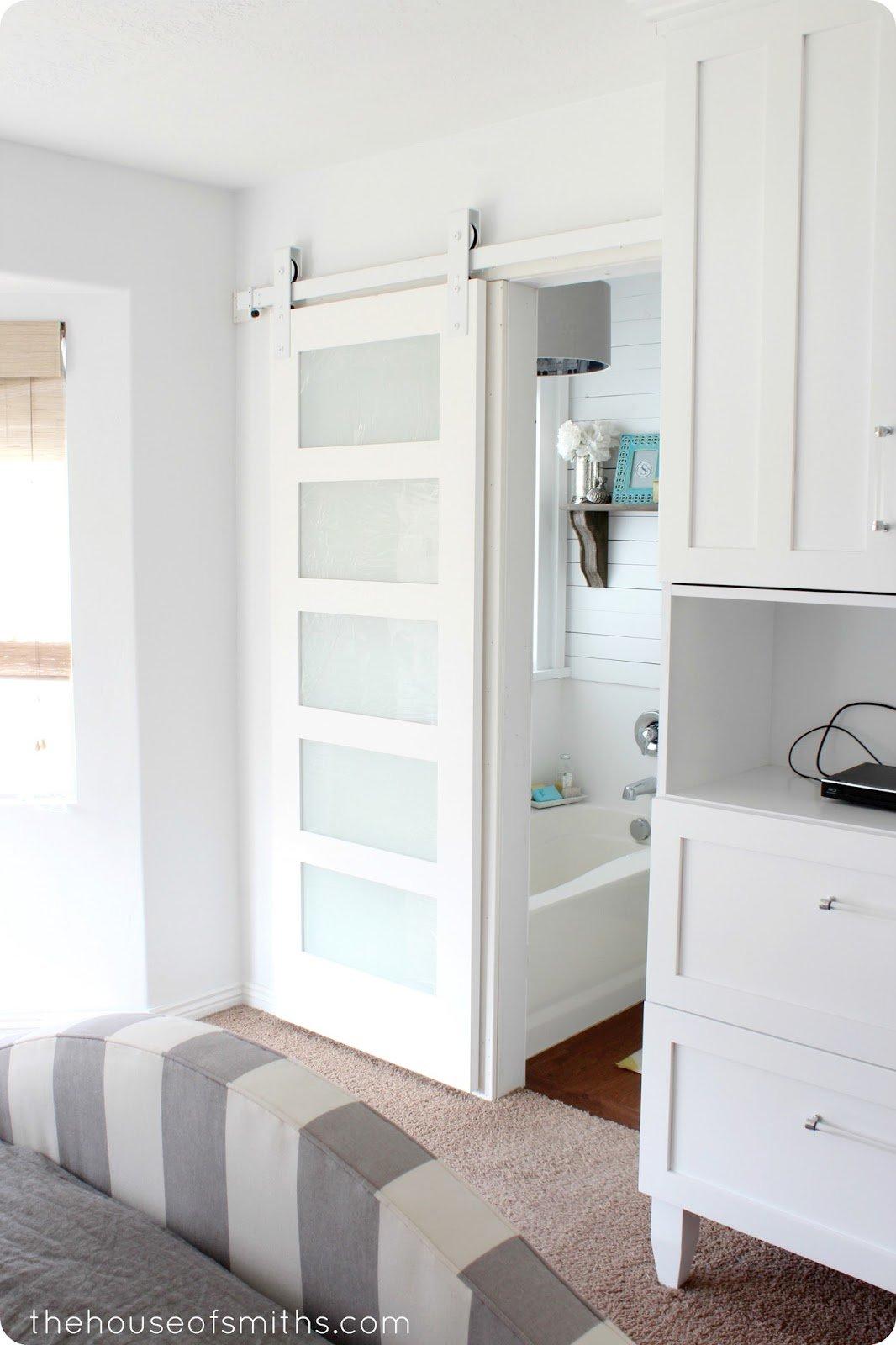 beautiful doors white modern sliding barn door house of smiths