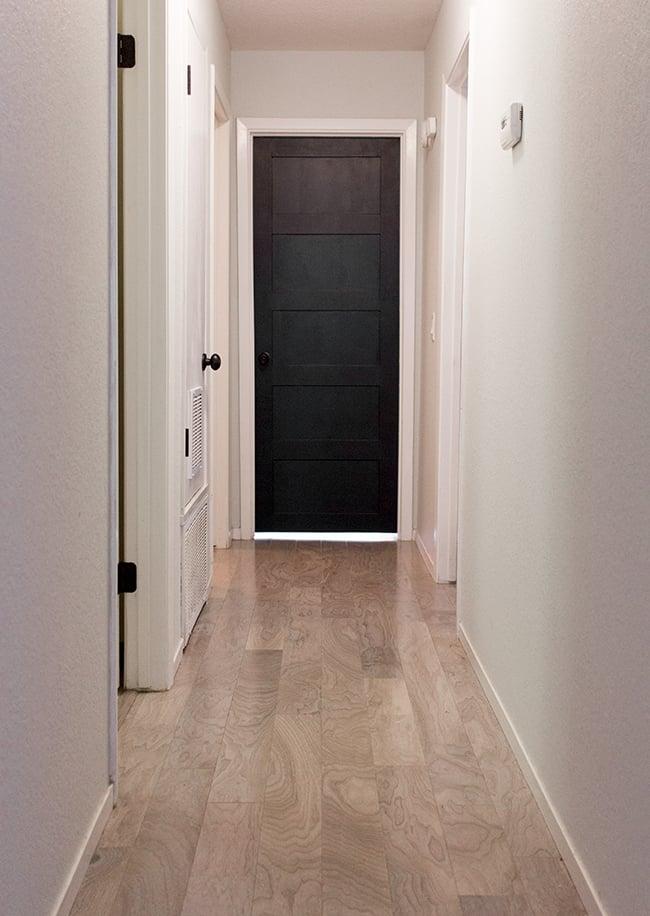 Flat Door Makeover