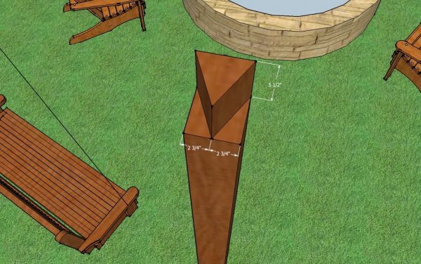 How to Build a Pergola by Little White House Blog featured on @Remodelaholic