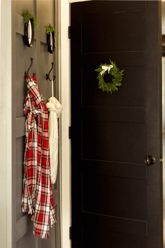 How to Create a Custom 5 Panel Door by Jenna Sue Design Co featured on @Remodelaholic