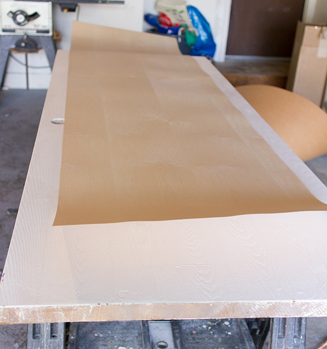 Turn A Hollow Core Door Into A 5 Panel Door By Jenna Sue Design Co Featured