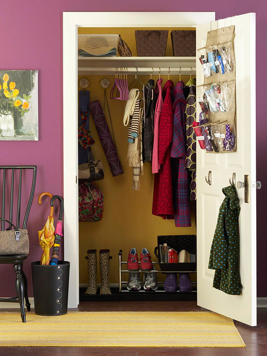 Remodelaholic 11 Ways To Upgrade Your Coat Closet