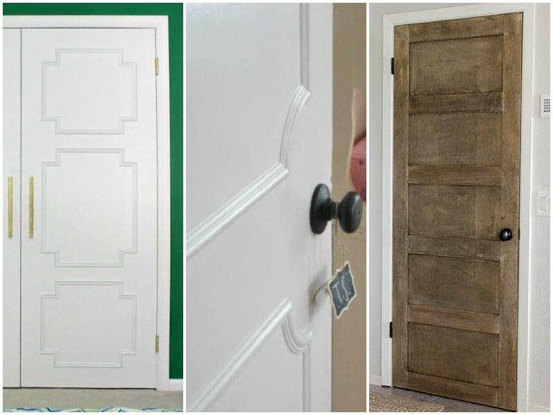 Remodelaholic 8 Diy Garage Door Updates