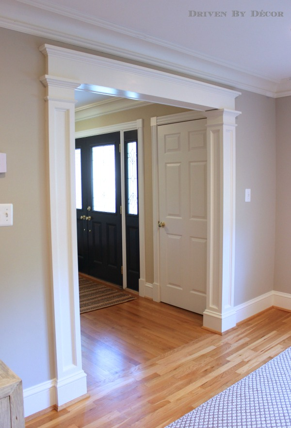 Perfect Door Frame Casing 14044 142 To Ideas