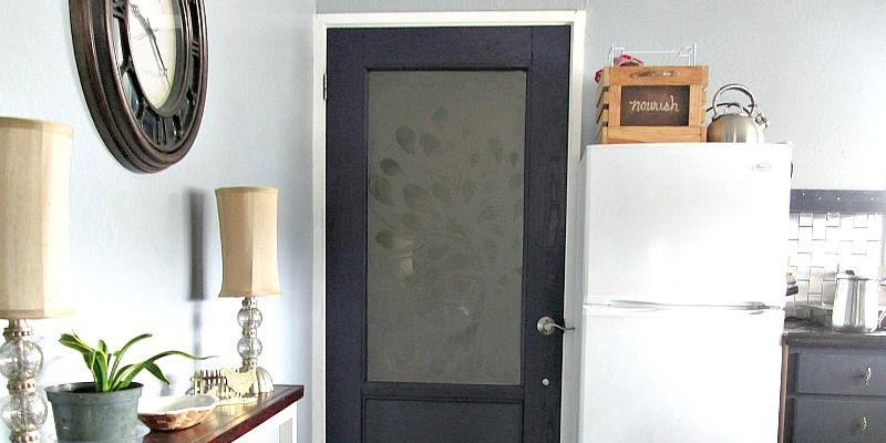 Remodelaholic building a frosted glass pane door planetlyrics Image collections