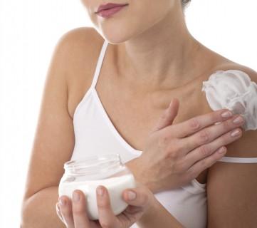 Homemade Muscle Cream