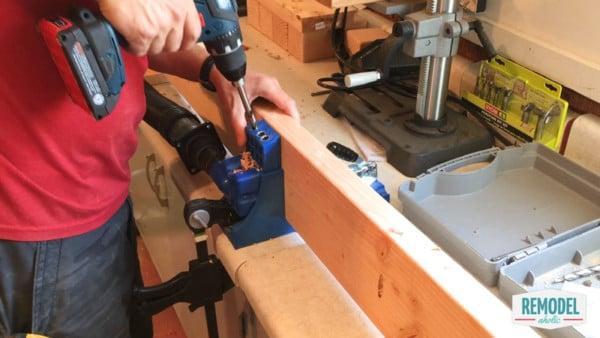 Must Have Tools For DIYers Pocket Hole Jig Remodelaholic