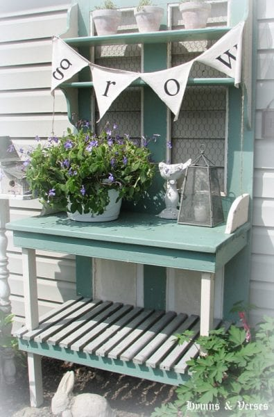 potting-bench-hymns-and-verses