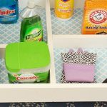 under cabinet slide-out drawers DIY tutorial feature @Remodelaholic