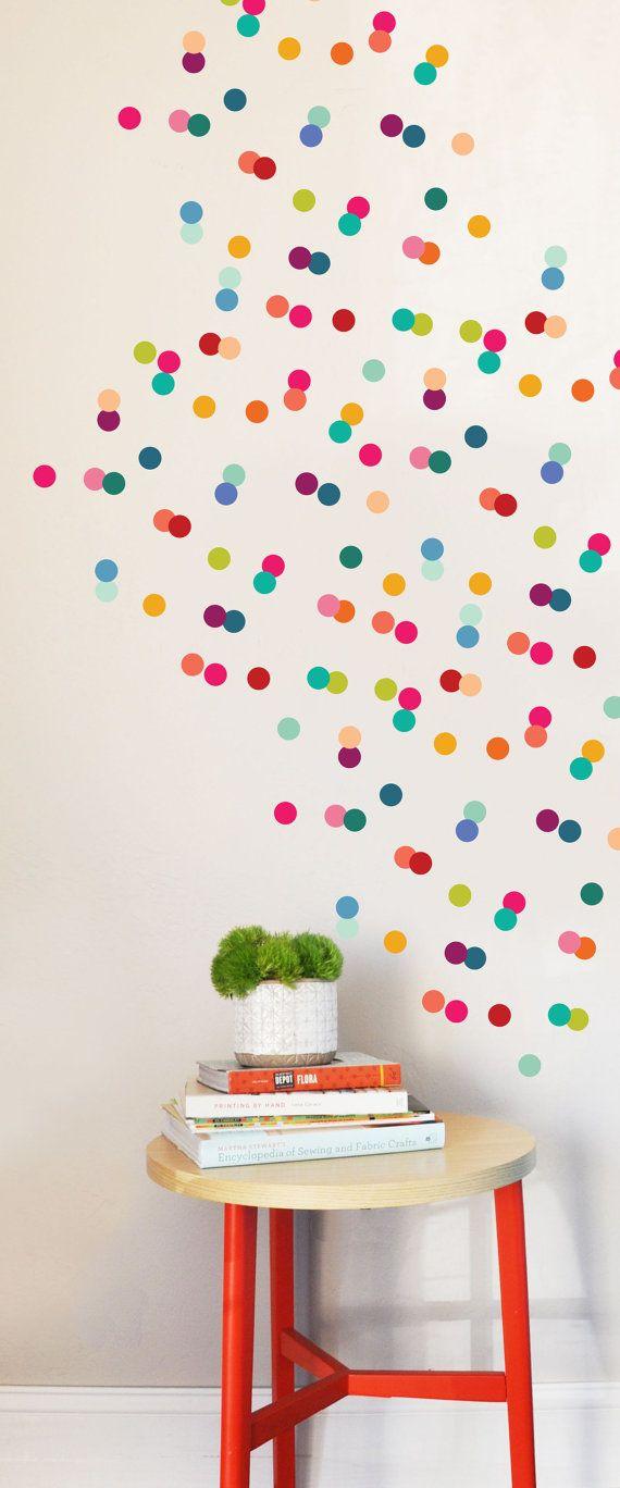 Spectacular Rainbow Playroom Inspiration Found on etsy