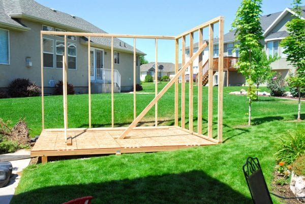 Chicken Coop and Storage Shed Tutorial by Chalkboardblue featured on Remodelaholic
