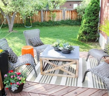How to Create A Dreamy Backyard